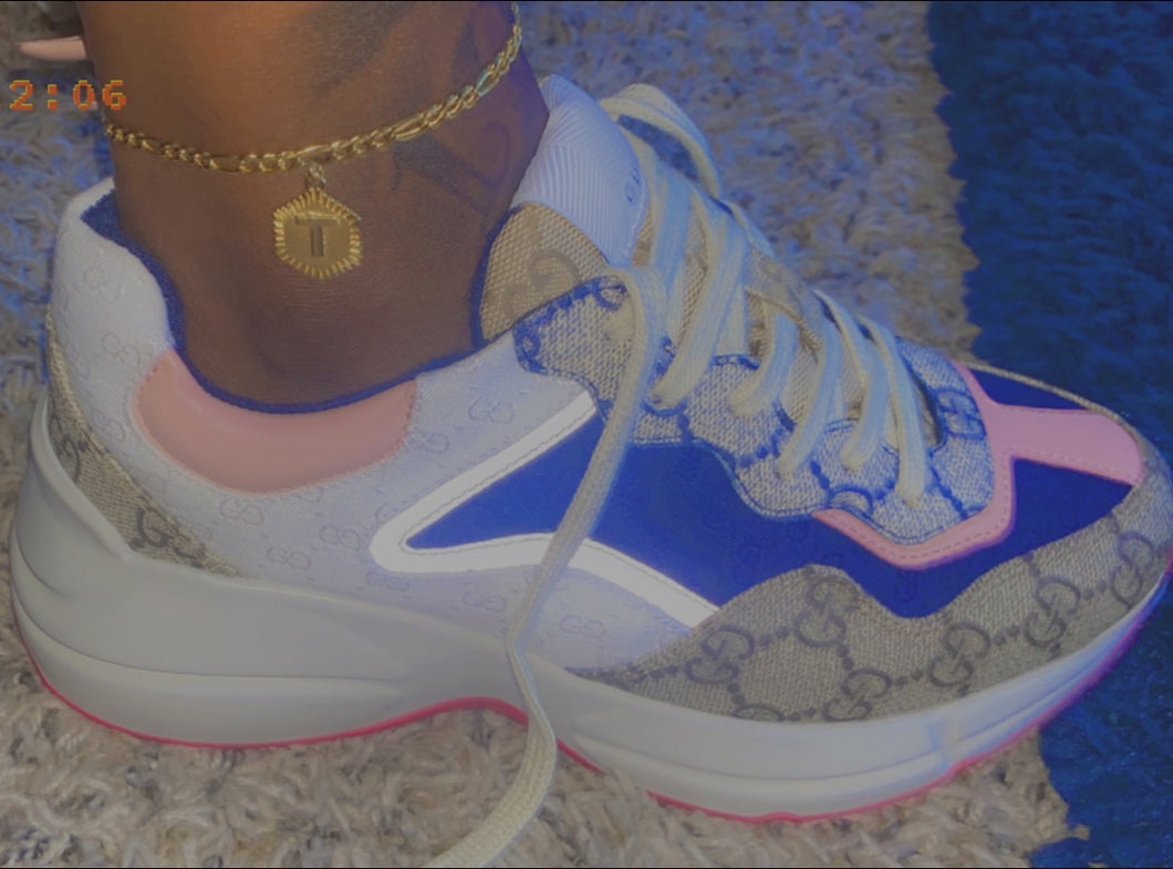 Initial Anklets