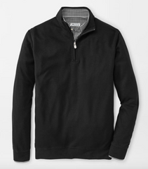 Peter Millar Crown Comfort Interlock Quarter-Zip