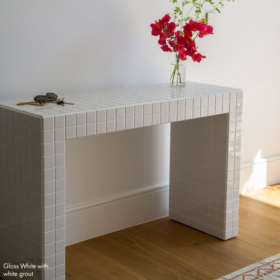 Palm Credenza Table