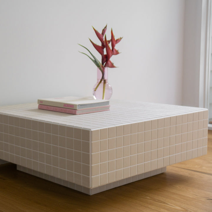 Butter Square Floating Coffee Table