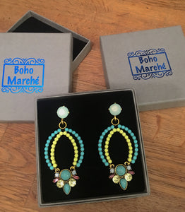 boho marche - boho jewellery packaging
