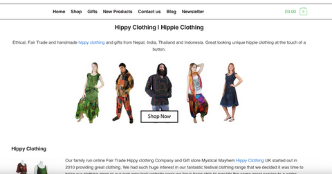 hippie clothing | boho clothing