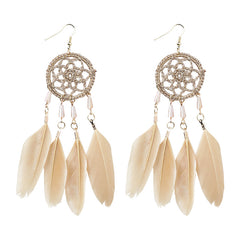 native american style earrings | boho jewellery