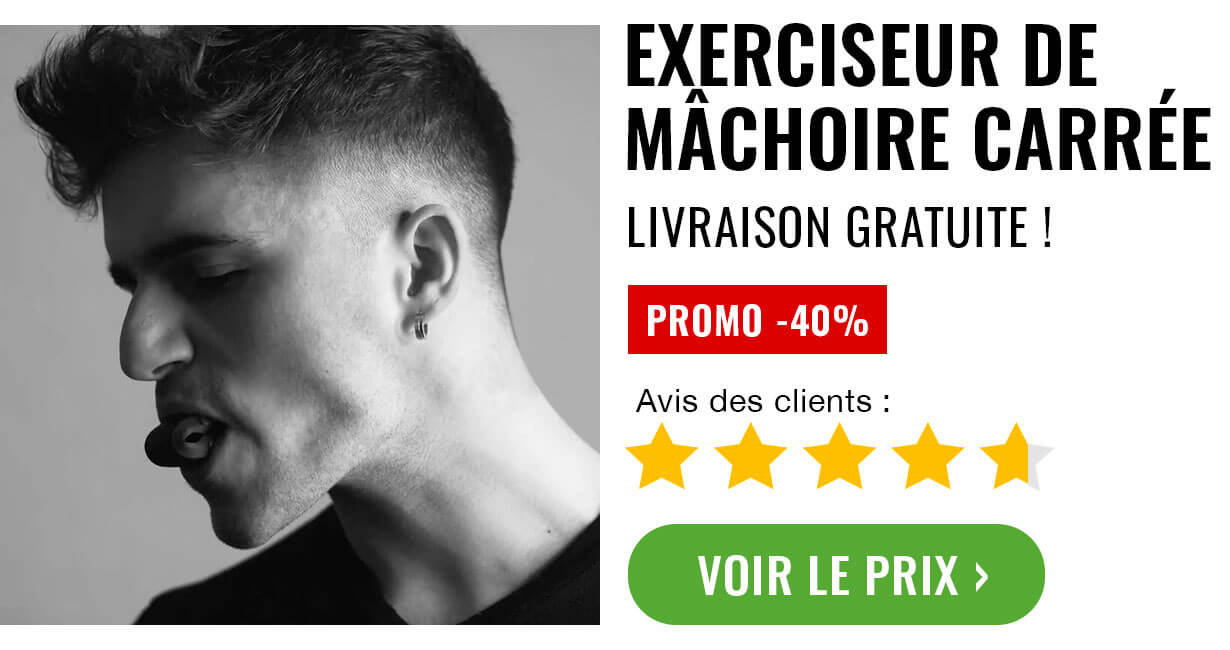exerciseur machoire carree