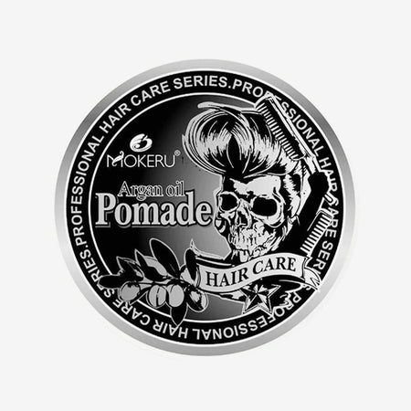 pommade coiffante cheveux homme