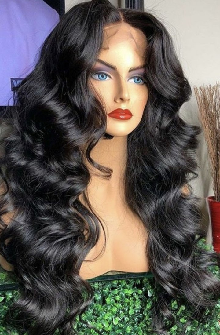 Enhanceher 13 x 4 HD Lace Deep Part Wig