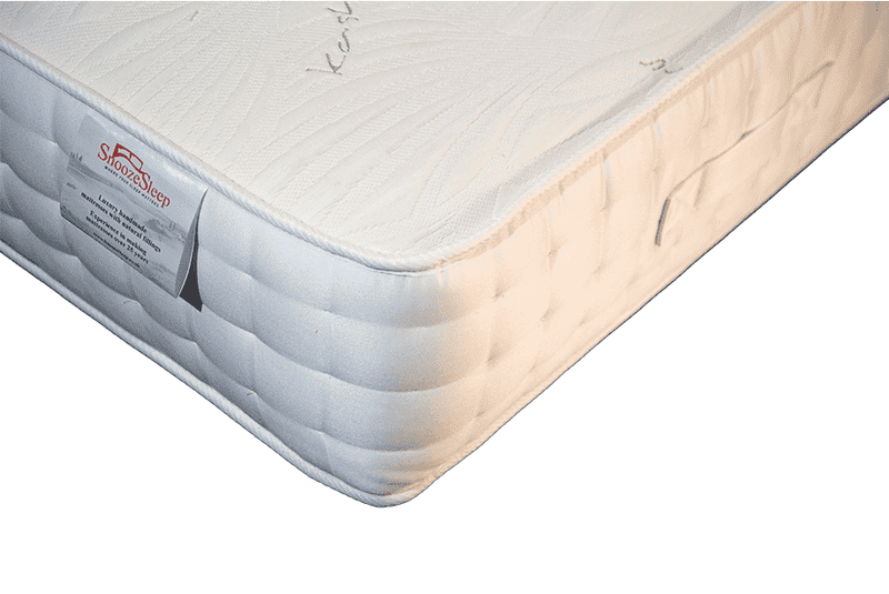Devine 1500 MicroPocket: 1 Inch Memory Foam Mattress