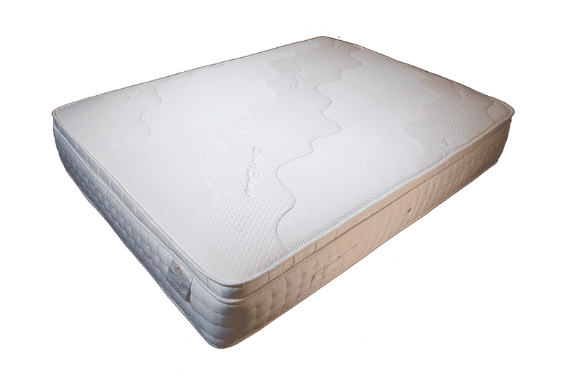 Heritage: Medium Firm 3000 MicroPocket Memory Mattress