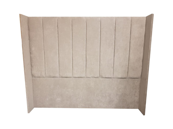 "54"" Winged Floor Standing Headboard"