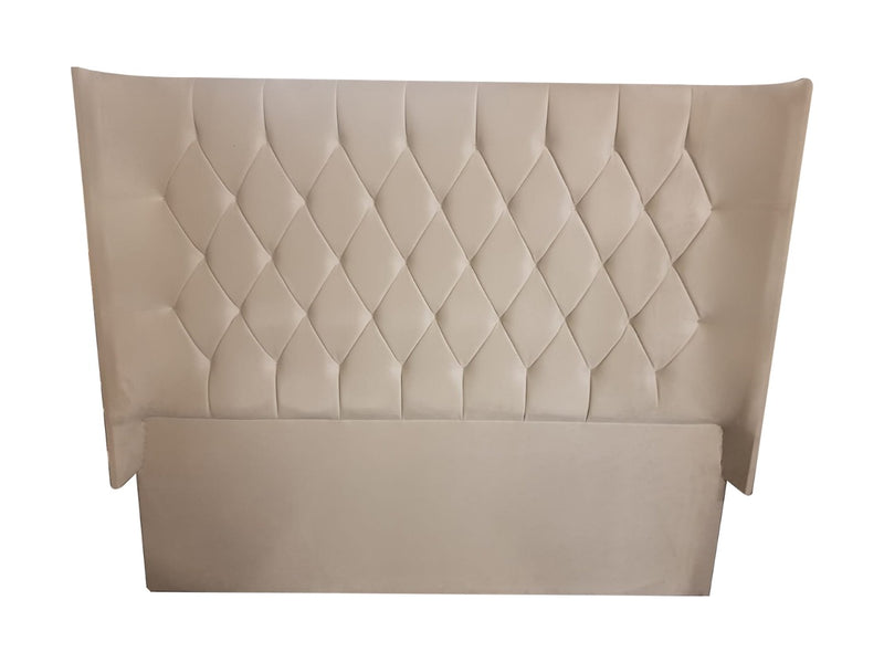 "54"" Half Winged Floor Standing Headboard"