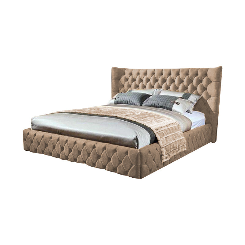 "Executive Bed Frame with 54"" Headboard"