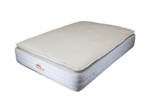 Kors Organic: Medium Firm 5000 MicroPocket Mattress
