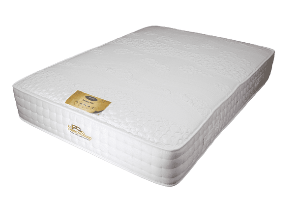 Lavish: Medium To Firm 3000 MicroPocket Mattress