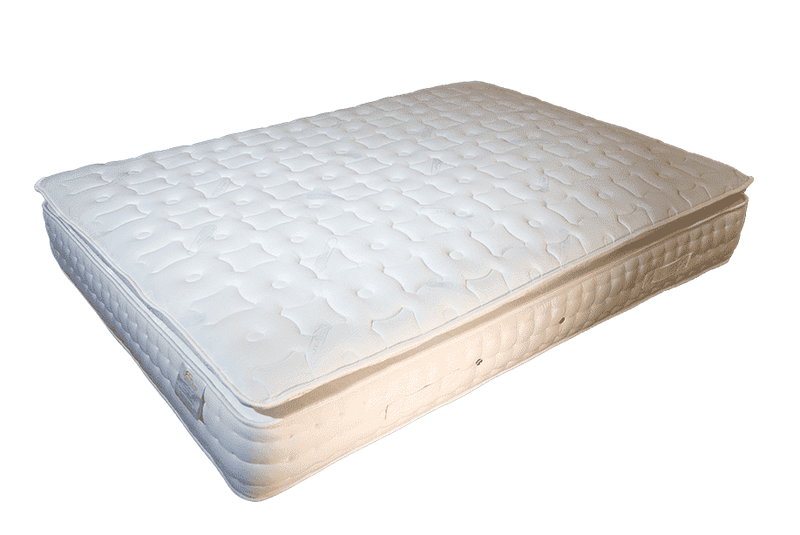 Lush AntiGel: Medium Firm 2000 MicroPocket Mattress