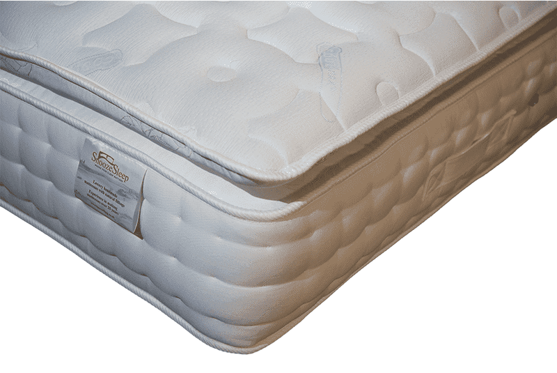 Lush AntiGel: Medium Firm 3000 MicroPocket Mattress