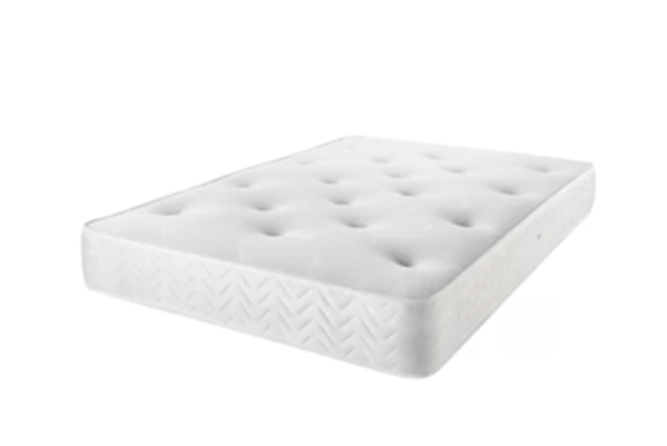 Pocket Sprung 2000: Soft To Medium Firm Mattress