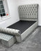 Hereford Sleigh Ottoman Storage Bed From £11.80 Per Week