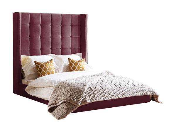Glasgow Upholstered Sleigh Bed Frame