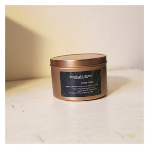Goodnight Blend | Ylang Ylang &  Organic Cedarwood - Hidden Sense