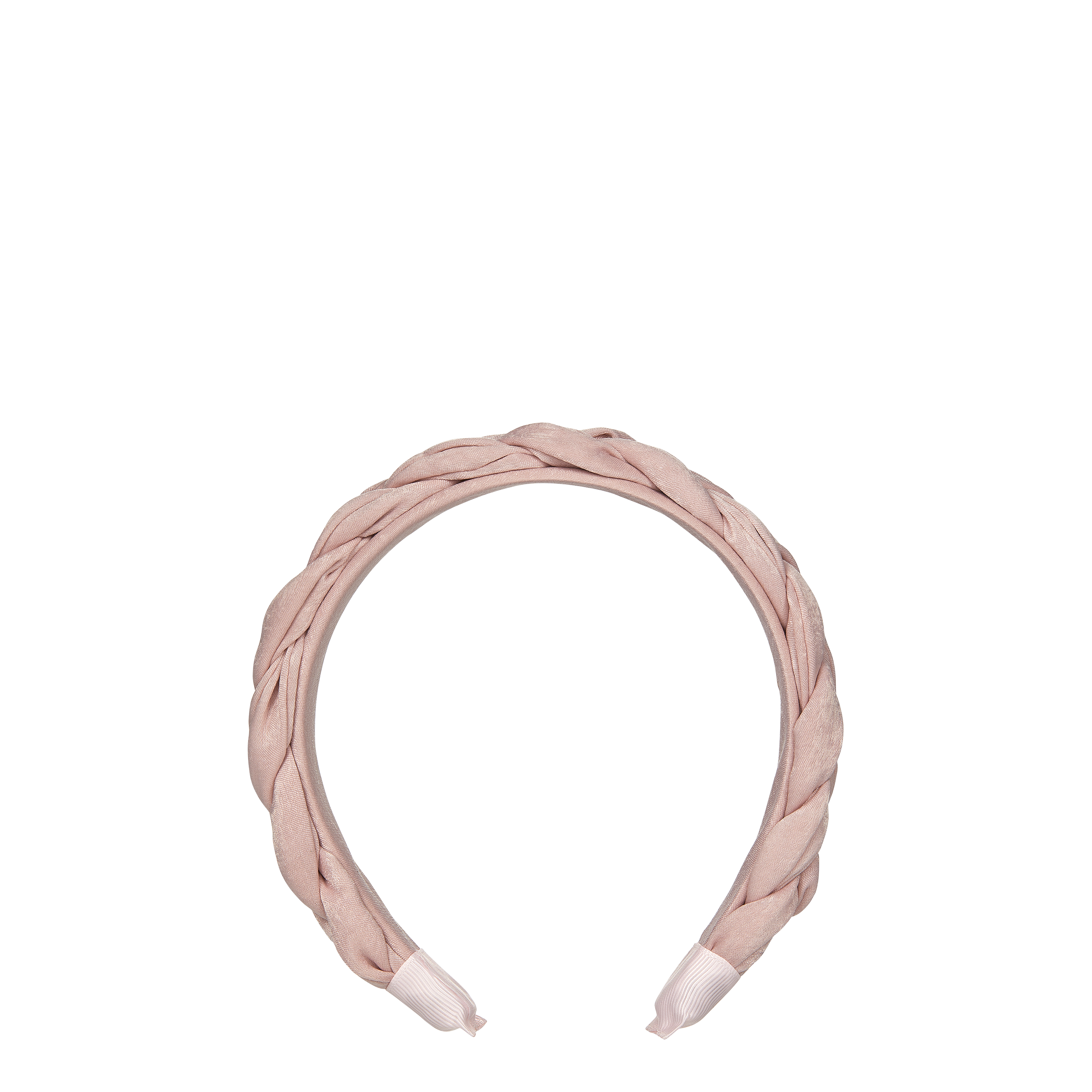 Braided Headband Pink