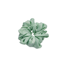 Load image into Gallery viewer, Satin Scrunchie Mint
