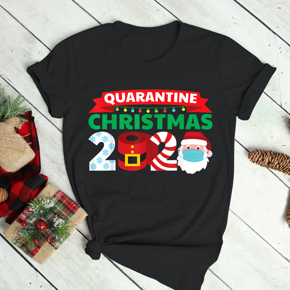 2020 Funny Christmas Pajama For Family T-Shirt