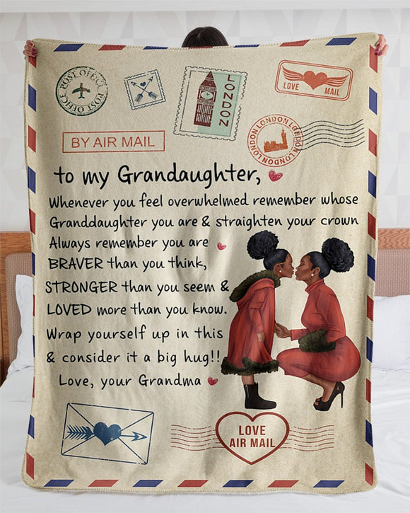 Love Letter To Granddaughter Love From Grandma