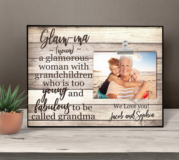 Shopcoolpod Glam-Ma A Glamorous Woman With Grandchildren