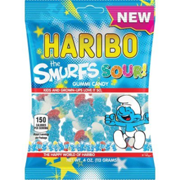 Sour Smurfs Share Bag 113g