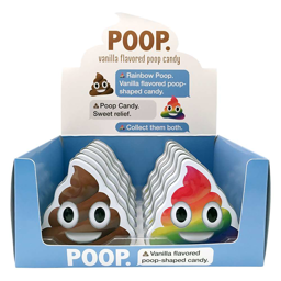 Vanilla Flavored Poop Candy