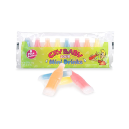 Cry Baby Sour Mini Drinks 8pk