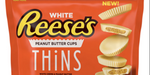 White Reese's Thins 208g