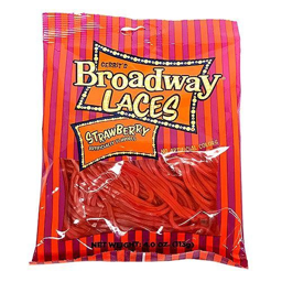 Strawberry Broadway Laces