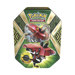 Pokemon Tapu Blu GX Tin