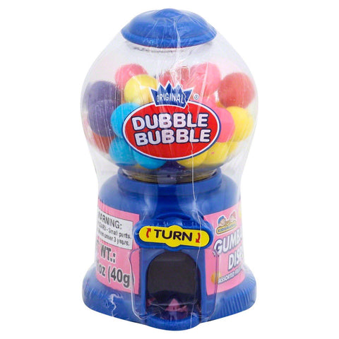 Dubble Bubble Machine