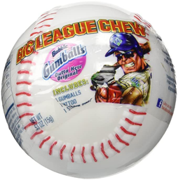 Big League Baseball Gum