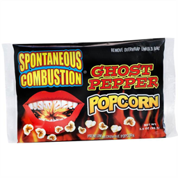 Ass Kickin' Ghost Pepper Popcorn