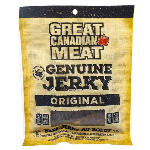 Genuine Original Jerky