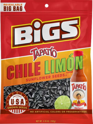Bigs Sunflower Seeds Chile Lemon