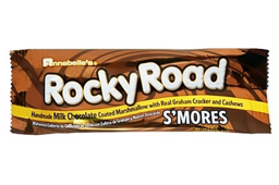 Rocky Road S'mores Bar