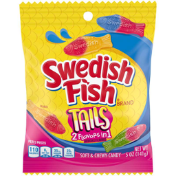 Swedish Fish Tails 5oz