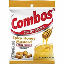 Combos Spicey Honey Musterd 178g
