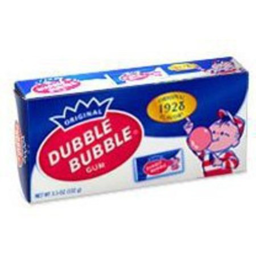 Dubble Bubble Old Time TB