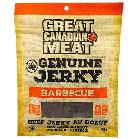 Barbecue Genuine Jerky