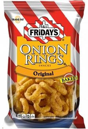 TGIFriday Onion Ring Snacks
