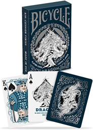 Bicycle Dragon Cards
