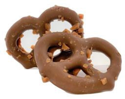 Milk Chocolate Toffee Pretzel 2PCS