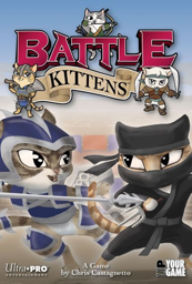 Battle Kittens Board Game