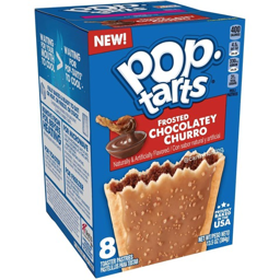 Pop Tarts Frosted Chocolatey Churro 8pk