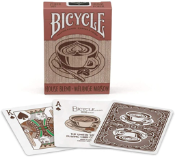 Bicycle House Blend Cards